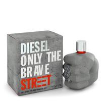 Only the Brave Street by Diesel 4.2 oz Eau De Toilette Spray for Men