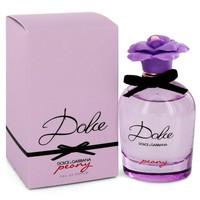 Dolce Peony by Dolce & Gabbana 2.5 oz Eau De Parfum Spray for Women