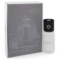 Almost Transparent Blue by A Lab on Fire 2 oz Eau De Toilette Spray for Women
