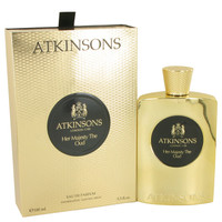 Her Majesty The Oud by Atkinsons 3.3 oz Eau De Parfum Spray for Women
