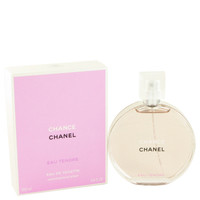 Chance Eau Tendre by Chanel 3.4 oz Eau De Toilette Spray for Women