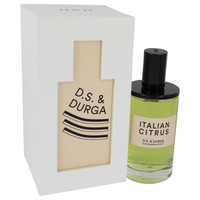 Italian Citrus by D.S. & Durga 3.4 oz Eau De Parfum Spray for Men