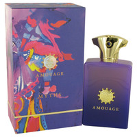 Amouage Myths by Amouage 3.4 oz Eau De Parfum Spray for Men