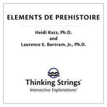 ELEMENTS DE PREHISTOIRE 6.0