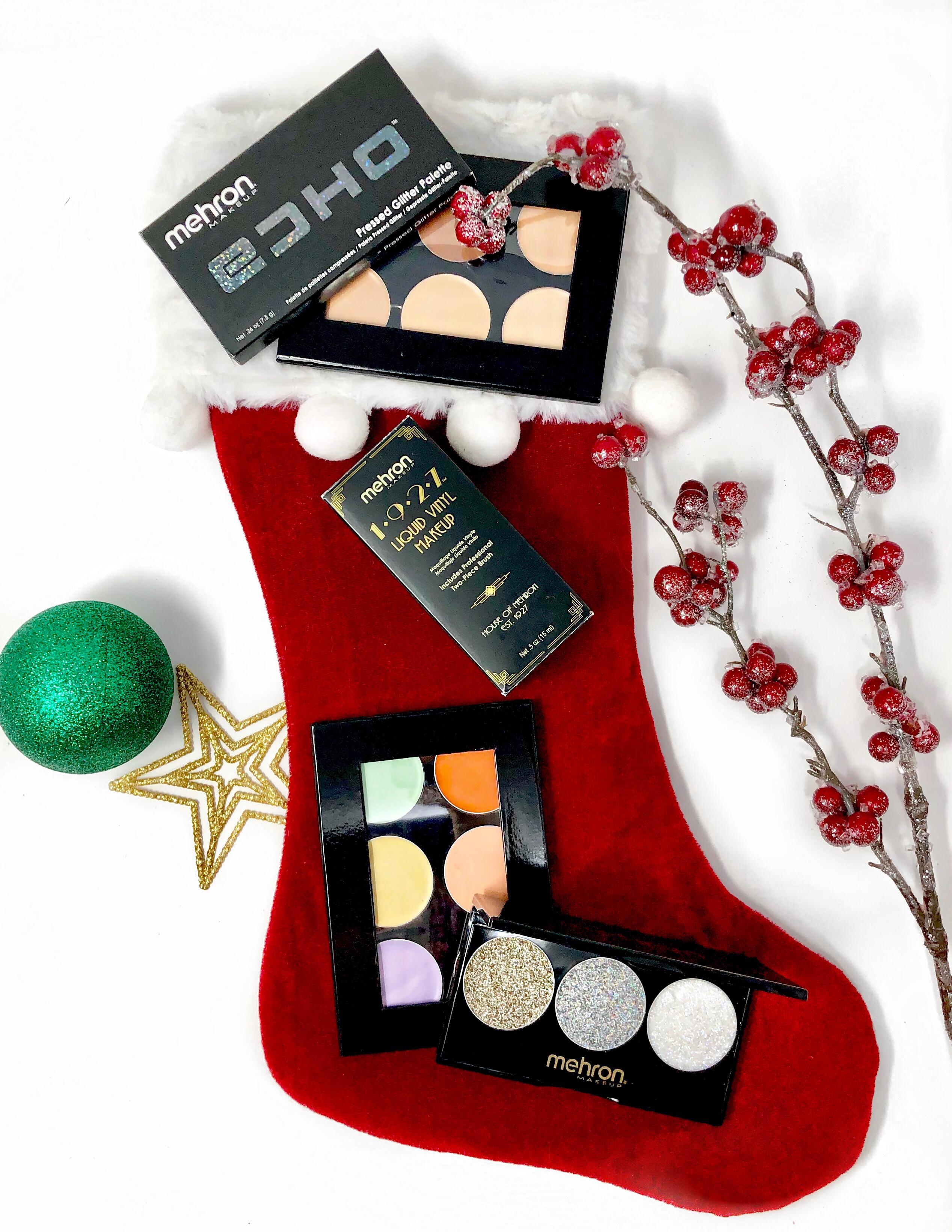Makeup Stocking Stuffer Ideas Under 20 Mehron