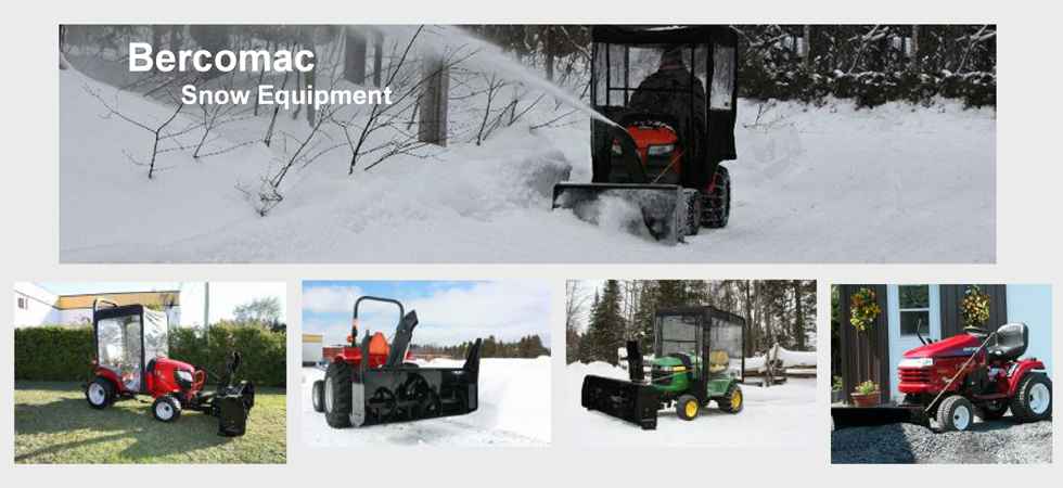 Bercomac Snow Equipment