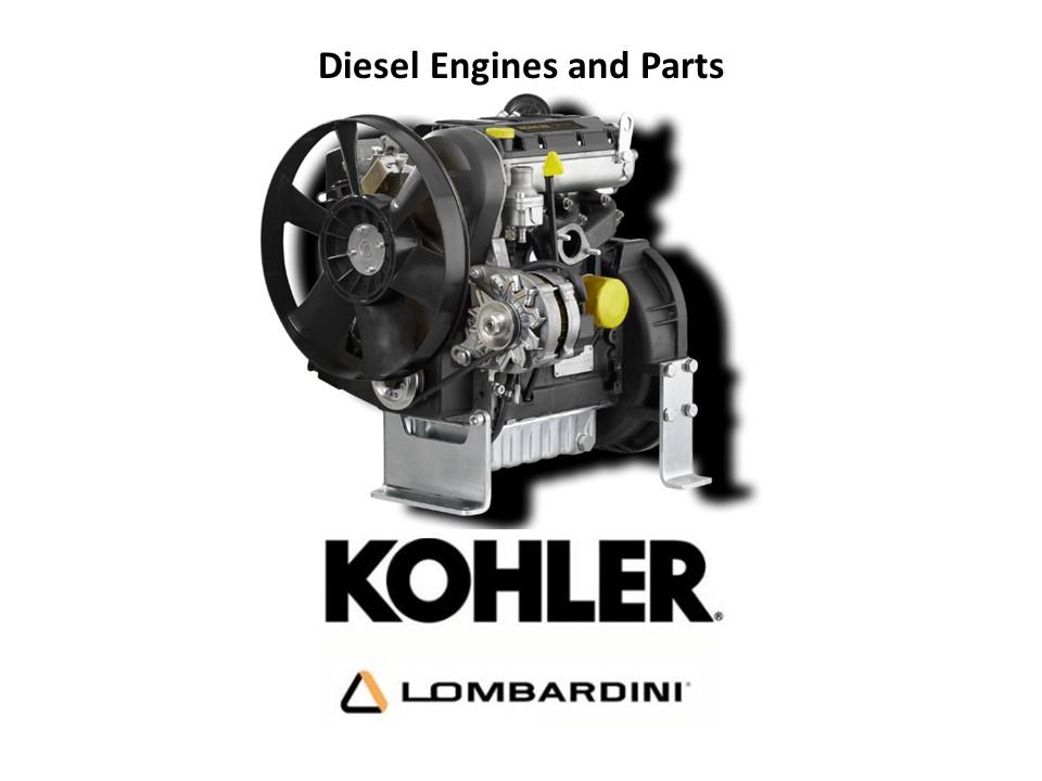 Kohler Lombardini Diesel Engines