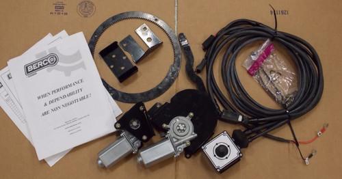 700518-2 - KIT ELECTRIC CHUTE DEFLECTOR AND ROTATOR