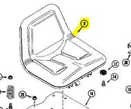 C44982 SPE - SEAT ASM RPL IC44982