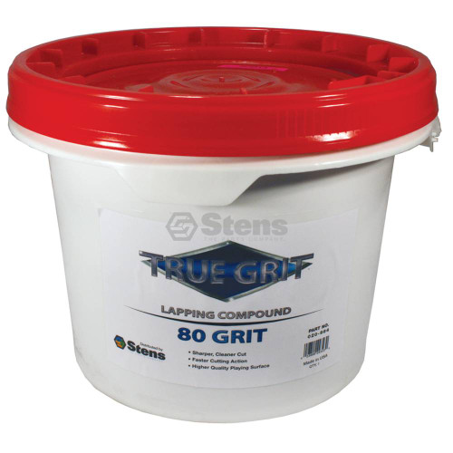 020-984 } Lapping Compound / 80 Grit