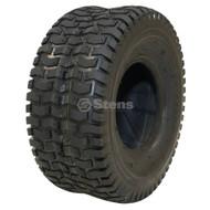 160-007 } Tire / 15x6.00-6 Turf Rider 2 Ply