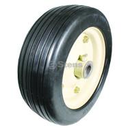 2-Ply Stens 175-445 Pneumatic Wheel Assembly 480-400-8 Rib