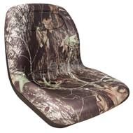 "420-183 } High Back Seat / Mossy Oak 18"" Back"