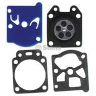 615-029 } OEM Gasket and Diaphragm Kit / Walbro D10-WTA