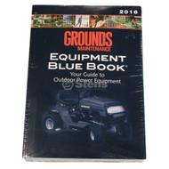 755-358 } Blue Book / Grounds Maintenance Equipment