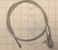 106089 } WINCH CABLE