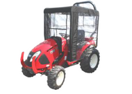 700694-1 - WINTER CAB, COMPACT TRACTOR