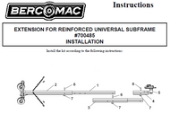 700485 } Extension for reinforced universal subframe