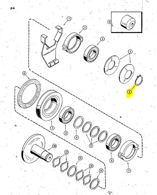 C14297 - SNAP RING