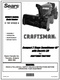 "C151 61822 1 } 40"" Compact snowblower for Craftsman tractor"