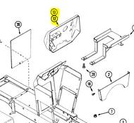 C37191 - CAP ASSM -CONTROL PANEL