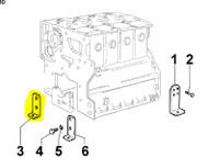 ED0064293060-S } ENGINE MOUNT