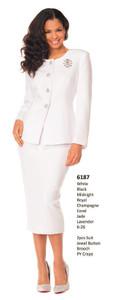MOS6187 - 2 Piece Suit