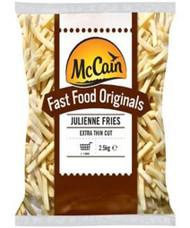 McCain Fast Food Originals Julienne Fries