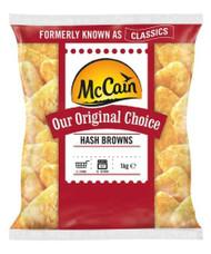 McCain Classic Hash Browns