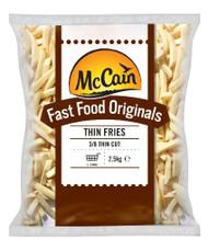 McCain Fast Food (3/8) Thin Fries
