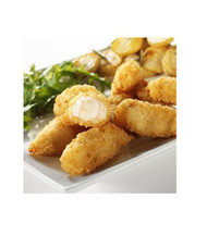 Middleton wholetail Breaded Scampi