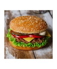 "5"" Seeded Burger Buns"