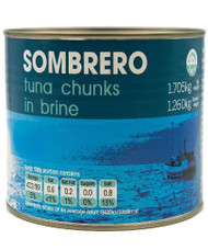 Tuna Chunks Brine