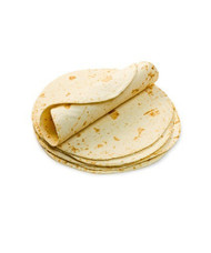 "8"" Flour Tortilla Wrap"