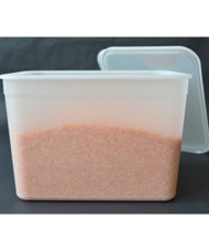 Rectangular 4ltr Clear Container & Lid