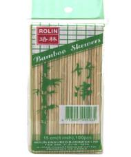 "Bamboo Skewer 6"""