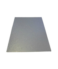Square Silver Single Thickness Cake Cards 12'' x 25's
