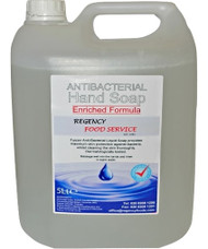 Anti Bacterial Hand Soap 5ltr