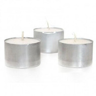 Long Burning 8 Hour Tealight Candles - Pack of 50