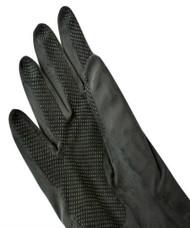 Large Heavy Duty Black gloves 12 Pairs
