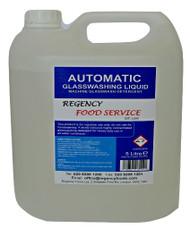 Automatic Glasswash Liquid 5ltr