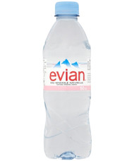 Evian still Water