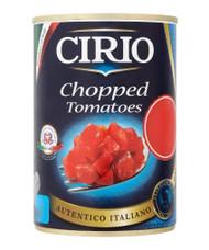 Cirio Chopped Tomatoes 12x400g