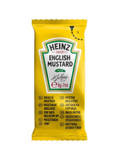 Heinz English Mustard Sachets