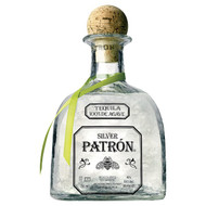 Silver Patron Tequila 700ml