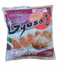 Duck Gyoza