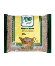 Brown Lentils White Pearl 1kg
