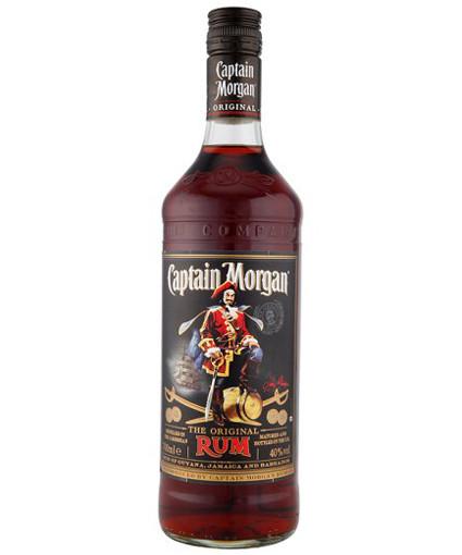 Captain Morgans Rum