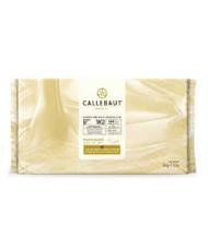 Callebaut 28% White Chocolate Block