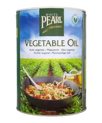 White Pearl Vegetable Oil 20 L